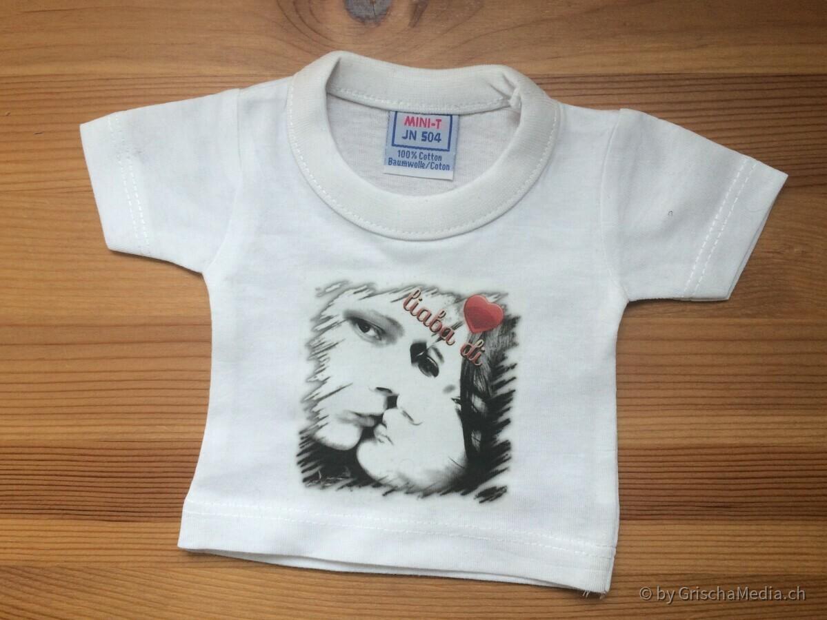 Mini T-Shirt Fotodruck