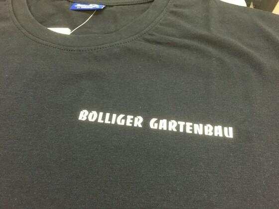 T-Shirt Name Kundenauftrag - vorne